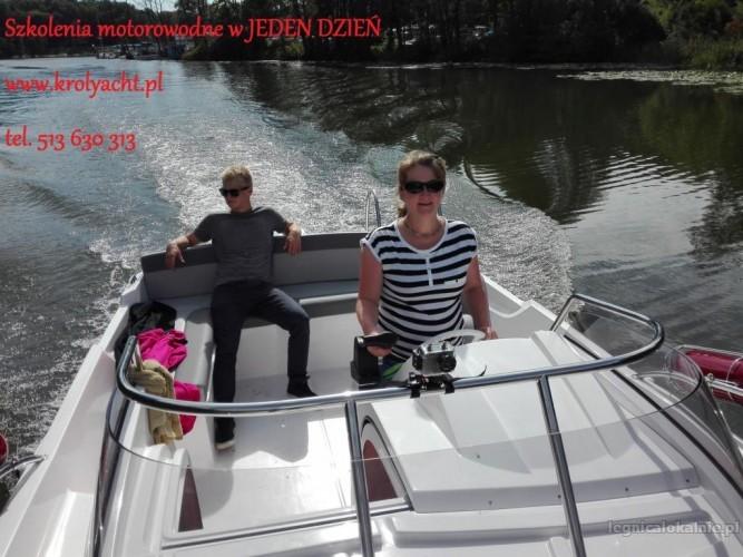 Licencja na holowanie narciarza wodnego, patent - Mikołajki - Najtaniej